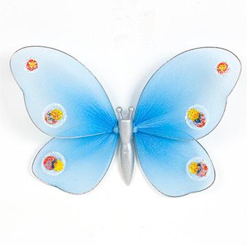 Как сделать бабочки своими руками для штор
