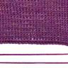 """Пряжа """"SLADE"""" классическая однотонная с люрексом 1 шт. (""""Adelia"""") 378м 100 гр. акрил-99% люрекс-1%"""