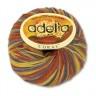 """Пряжа """"CORAL"""" классическая средняя пакет 10 шт. (""""Adelia"""") 200м х 3мм 50 гр. шерсть-95% акрил-5%"""