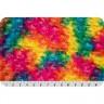 Плюш для игрушек фасовка 1 шт. (Shannon Fabrics RAINBOW ROSE) 48см х 48см полиэстер-100%