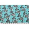 Плюш для игрушек фасовка 1 шт. (Shannon Fabrics RKC LITTLE SAFARI) 48см х 48см полиэстер-100%