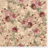 """Ткань для пэчворка Викторианские розы 1 шт. (""""PEPPY"""") 5м х 112см хлопок-100%"""