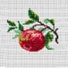 """Набор для вышивки """"Яблоко"""" 1 шт. (""""Panna"""" Д-0222) 11см х 10см"""