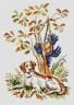 """Набор для вышивки """"Охотничий сюжет с глухарем"""" 1 шт. (""""Panna"""" ОС-0398) 27см х 36.5см"""