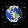 """Набор для вышивки """"Планета Земля"""" 1 шт. (""""Panna"""" ПЗ-0301) 32см х 32см"""