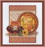 """Набор для вышивки """"Глиняная посуда"""" 1 шт. (""""Panna"""" Н-0839) 28см х 33см"""