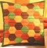 """Набор для вышивки узор """"шестиугольник"""" 1 шт. (""""Vervaco"""" 1530/2005) 40см х 40см"""