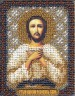 """Набор для вышивки """"Икона Св. Алексия, человека Божьего"""" 1 шт. (""""Panna"""" ЦМ-1261) 8,5см х 10,5см"""