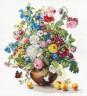 """Набор для вышивки """"Поэзия цветов.Благоухание лета"""" 1 шт. (""""Алиса"""" 2-23) 32см х 37см"""