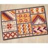 "Набор для вышивки ""Мозаика"" (ковер) 1 шт. (""Vervaco"" PN-0144833) 75см х 50см"