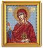 """Набор для вышивки """"Св. Мария Магдалина"""" 1 шт. (""""Кроше"""" (Радуга бисера) В-330) 12см х 14,5см"""