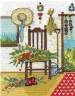 """Набор для вышивки """"Уютный уголок"""" 1 шт. (""""Panna"""" АД-1145) 12см х 15см"""
