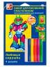 """Набор для рисования пластилином Любимые игрушки 1 шт. (""""Луч"""" 21С 1363-08)"""