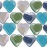 "Марблс стеклянные камни 1 шт. (""Blumentag"" GLG-07)"