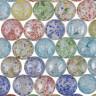 """Марблс стеклянные шарики 1 шт. (""""Blumentag"""" GLM-03/16) 16мм"""