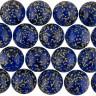 """Марблс стеклянные шарики 1 шт. (""""Blumentag"""" GLM-04/25) 25мм"""