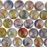 """Марблс стеклянные шарики 1 шт. (""""Blumentag"""" GLM-06/16) 16мм"""