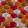 "Марблс стеклянные камни 17-19 мм 1 шт. (""Blumentag"" GLG-09/17)"