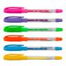 """Ручки гелевые LUMI 6 цветов набор 1 шт. (""""Holly"""" 52012NG)"""