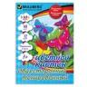 Картон цветной тонированный в массе 12 цветов блистер 48 шт. (BRAUBERG 124744) 210мм х 297мм