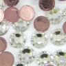 """Стразы клеевые Crystal пакет 144 шт. (""""Сваровски"""" 2038 SS34) 7.2мм хрусталь"""