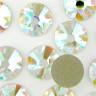 "Стразы неклеевые Crystal AB пакет 144 шт. (""Сваровски"" 2058 SS20) 4.7мм хрусталь"
