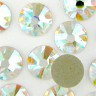 "Стразы неклеевые Crystal AB пакет 144 шт. (""Сваровски"" 2058 SS34) 7.2мм хрусталь"