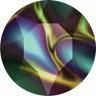 """Стразы неклеевые Crystal AB пакет 24 шт. (""""Сваровски"""" 1088 SS39) 8.16мм"""