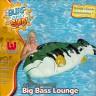 """Матрас-рыба надувной для плавания с подстаканником 1 шт. (""""Bestway"""" 43036) 203см х 102см"""