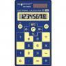 Калькулятор карманный 1 шт. (Silwerhof SHA-130SCB) 5.8см х 10.4см х 3мм 38 гр.