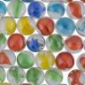 """Марблс стеклянные шарики 1 шт. (""""Blumentag"""" GLM-07/16) 16мм"""