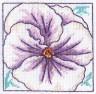 """Набор для вышивки """"Надежда"""" 1 шт. (""""Panna"""" Ц-0367) 11см х 11см"""