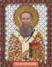 """Набор для вышивки """"Икона Святителя Григория Богослова"""" 1 шт. (""""Panna"""" ЦМ-1212) 8.5см х 10.5см"""