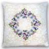 """Набор для вышивки """"Бабочки на цветах"""" подушка 1 шт. (""""Janlynn"""" 004-0859) 35.6см х 35.6см"""