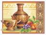 """Набор для вышивки """"Греческий полдень"""" 1 шт. (""""Panna"""" В-0255) 34см х 25см"""
