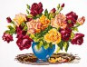 """Набор для вышивки """"Розы"""" 1 шт. (""""Чудесная Игла"""" 40-10) 34см х 26см"""