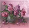 """Набор для вышивки """"Розовые мечты"""" 1 шт. (""""Panna"""" Н-1315) 31см х 29см"""