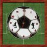 """Набор для вышивки """"Часы. Футбольный мяч"""" 1 шт. (""""Panna"""" Ч-1394) 22см х 22см"""