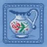 """Набор для вышивки """"Молочник"""" 1 шт. (""""Panna"""" Н-0476) 12см х 12см"""