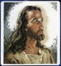 "Набор для вышивки ""Образ Иисуса Христа"" 1 шт. (""Janlynn"" 1149-00) 17.5см х 19.7см"