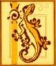 """Набор для вышивки """"Ящерка"""" 1 шт. (""""Panna"""" Ж-0753) 12.5см х 18см"""