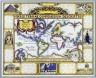 "Набор для вышивки ""Античная карта мира"" 1 шт. (""Janlynn"" 015-0237) 45.7см х 35.6см"