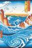 """Набор для вышивки """"Водоворот жизни"""" 1 шт. (""""Panna"""" ПС-0385) 21.5см х 32см"""