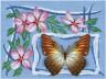 """Набор для вышивки """"Яблоневая ветвь"""" 1 шт. (""""Panna"""" Б-0681) 33см х 25см"""