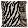 """Набор для вышивки """"Тигровый окрас"""" подушка 1 шт. (""""Panna"""" ПД-813) 36см х 36см"""