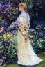 """Набор для вышивки """"В ее саду"""" 1 шт. (""""Dimensions"""" 35119) 28см х 41см"""