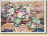 "Набор для вышивки ""Ваза с цветами"" 1 шт. (""Dimensions"" 01499) 51см х 36см"