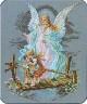 "Набор для вышивки ""Ангел-защитник"" 1 шт. (""Janlynn"" 1149-14) 19.1см х 25.1см"