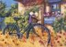 """Набор для вышивки """"Велосипед"""" 1 шт. (""""Dimensions"""" 65077) 18см х 13см"""