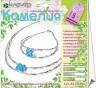 """Набор для бисероплетения """"Камелия"""" (ожерелье+браслет) 1 шт. (""""Клеvер"""" АА 04-099)"""